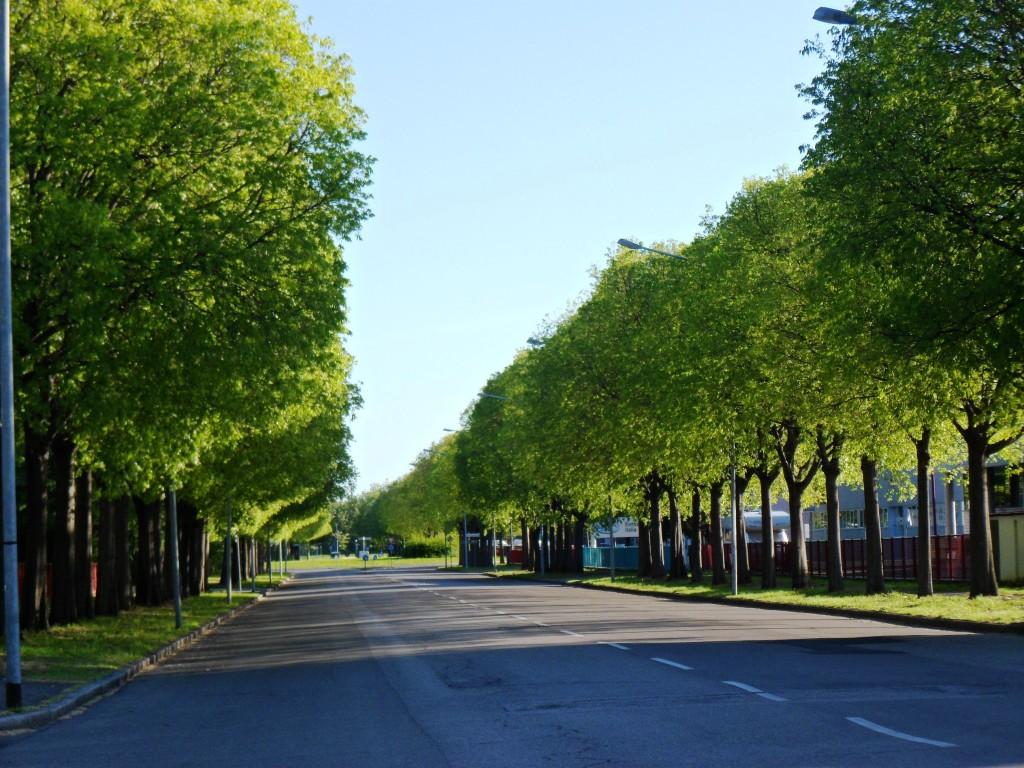 street up